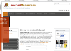 jauhariresources.com