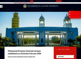 jauharuniversity.edu.in