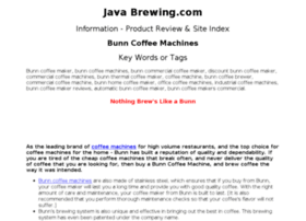 java-brewing.com