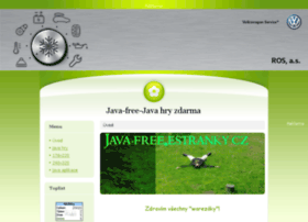 java-free.estranky.cz