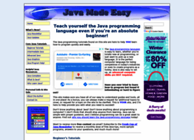 java-made-easy.com