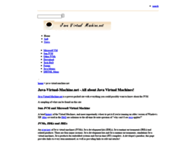 java-virtual-machine.net