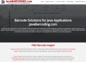 javabarcoding.com