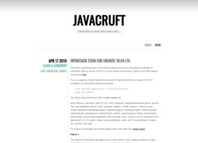javacruft.wordpress.com