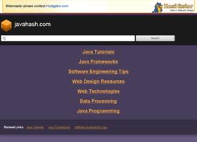 javahash.com