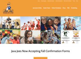 javajoesfundraising.com