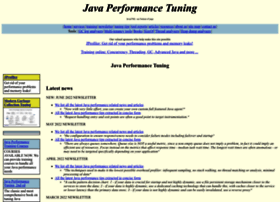 javaperformancetuning.com