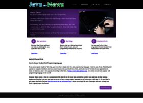 javapronews.com
