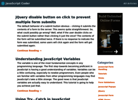 javascript-coder.com