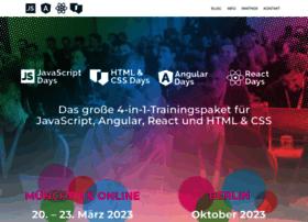 javascript-days.de
