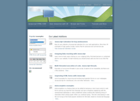 Javascript-examples.com