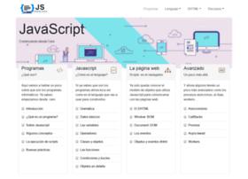 javascript.espaciolatino.com