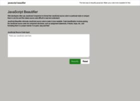javascriptbeautifier.com
