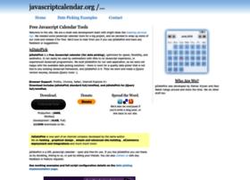 javascriptcalendar.org