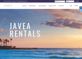 javearentals.com
