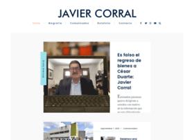 javiercorral.org