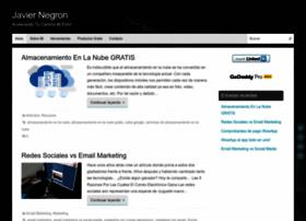 javiernegron.com