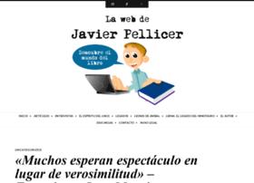 javierpellicerescritor.com