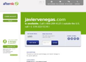javiervenegas.com