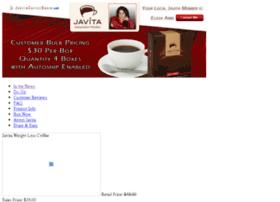 javitacoffeeorder.com