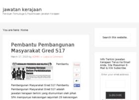 jawatankerajaan.com.my