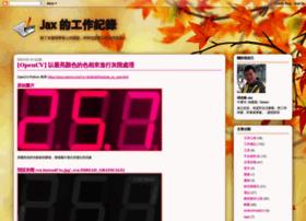 jax-work-archive.blogspot.tw