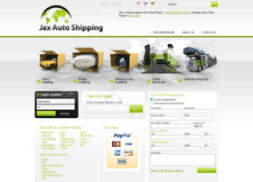 jaxautoshipping.com