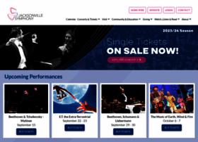 jaxsymphony.org