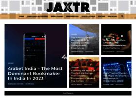 jaxtr.com