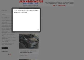 jayaabadimotor123.com