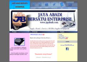jayabadi.com