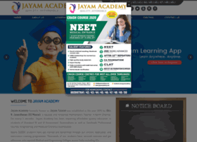 jayamacademy.com