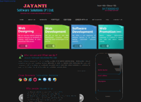 jayantisoftwares.com