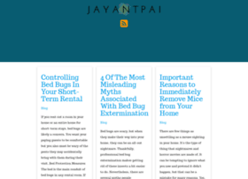 jayantpai.com
