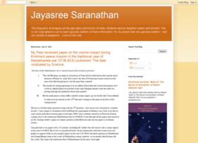 jayasreesaranathan.blogspot.in