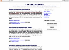 jayasribiswas.blogspot.com