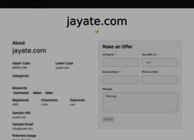 jayate.com