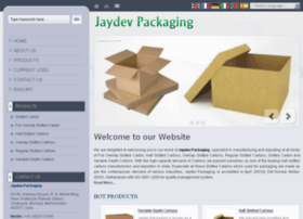 jaydevpackaging.co.in