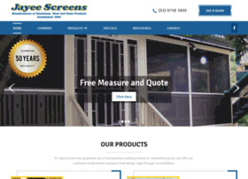 jayeescreens.com.au