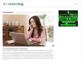 jayhalemarketing.com