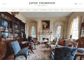 jaynethompsonantiques.com