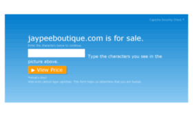 jaypeeboutique.in
