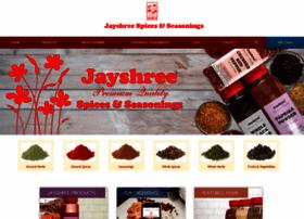jayshreeseasonings.com