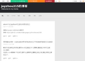 jayzhou215.blog.163.com