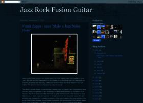 jazz-rock-fusion-guitar.blogspot.com