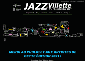 jazzalavillette.com