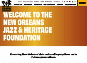 jazzandheritage.org