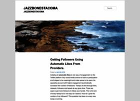 jazzbonestacoma.com