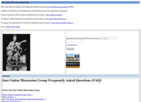 jazzguitarfaq.com