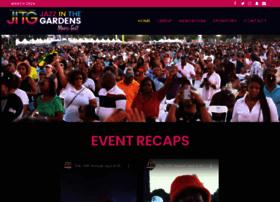 jazzinthegardens.com